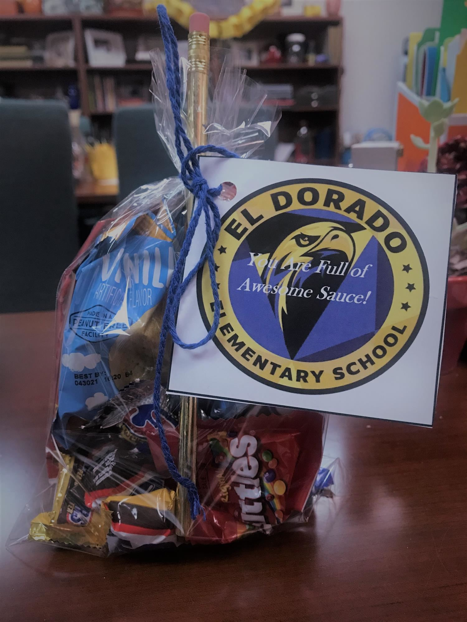 El Dorado Launches iReady Participation Contest!