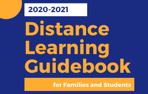 Distance Learning Guidebook Updated Link