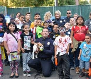 SUSD Police Hold Open House