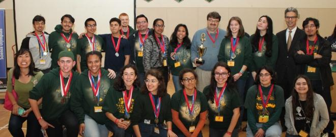 Franklin Goes to State Olympiad – Again