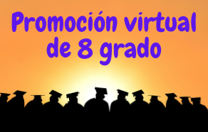 Spanish 8th Grade Virtual Promotion