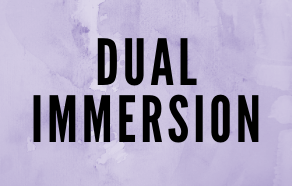 Dual Immersion Program Information