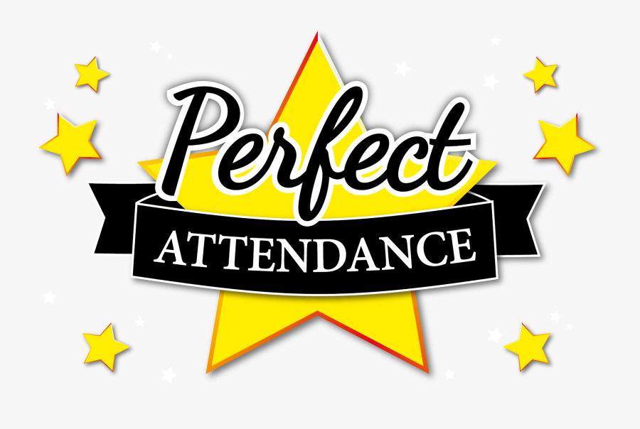 Here is our list of Perfect Attendance Winners!