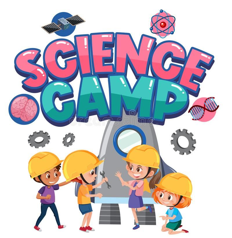 Science Camp is going virtual! Click the title to see the flyer for more information
