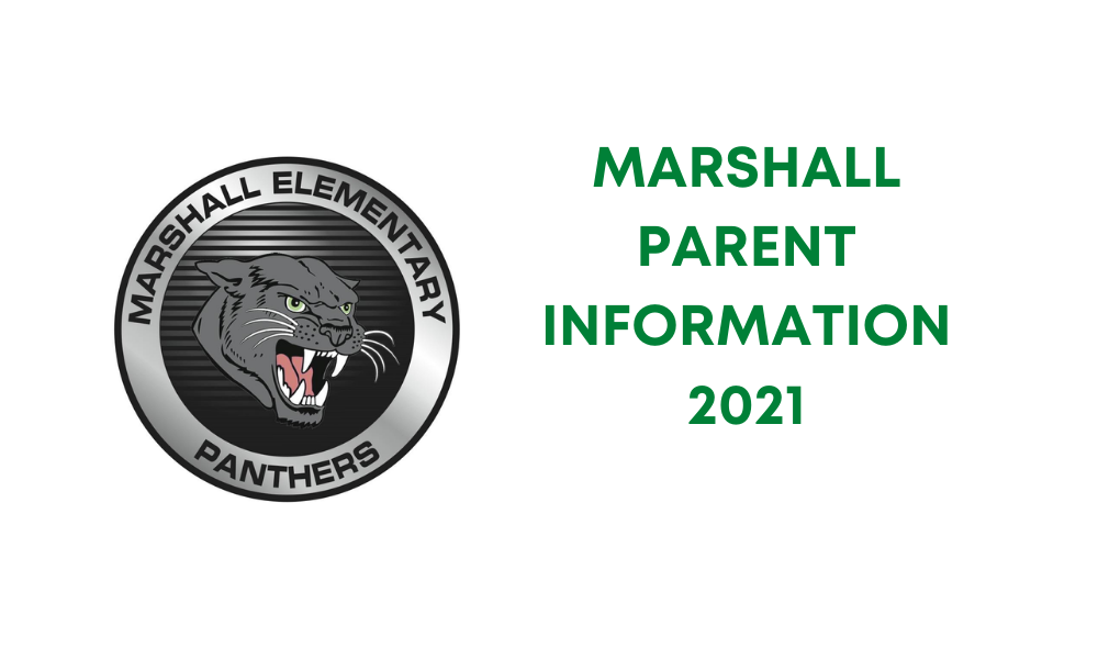 Marshall Parent Information 2021