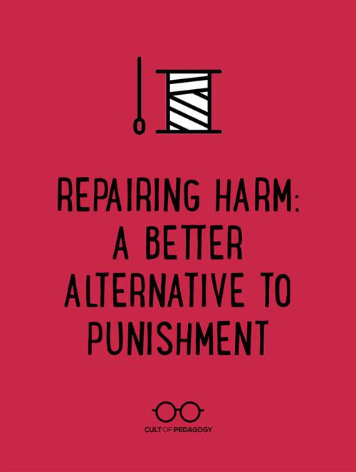 sign repairing harm