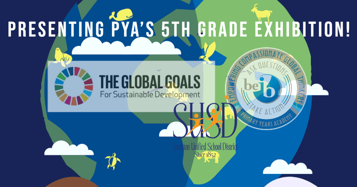 PYA Fifth Grade Exhibition: Click here