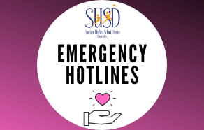 Local and National Emergency Hotline Information