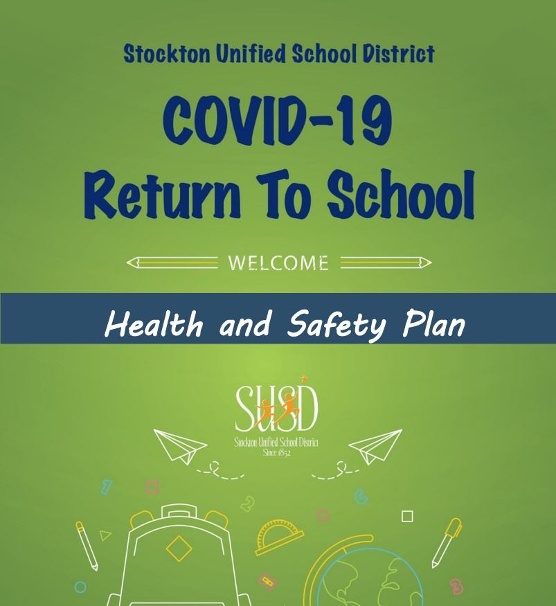 SUSD Return To School Health and Safety Plan