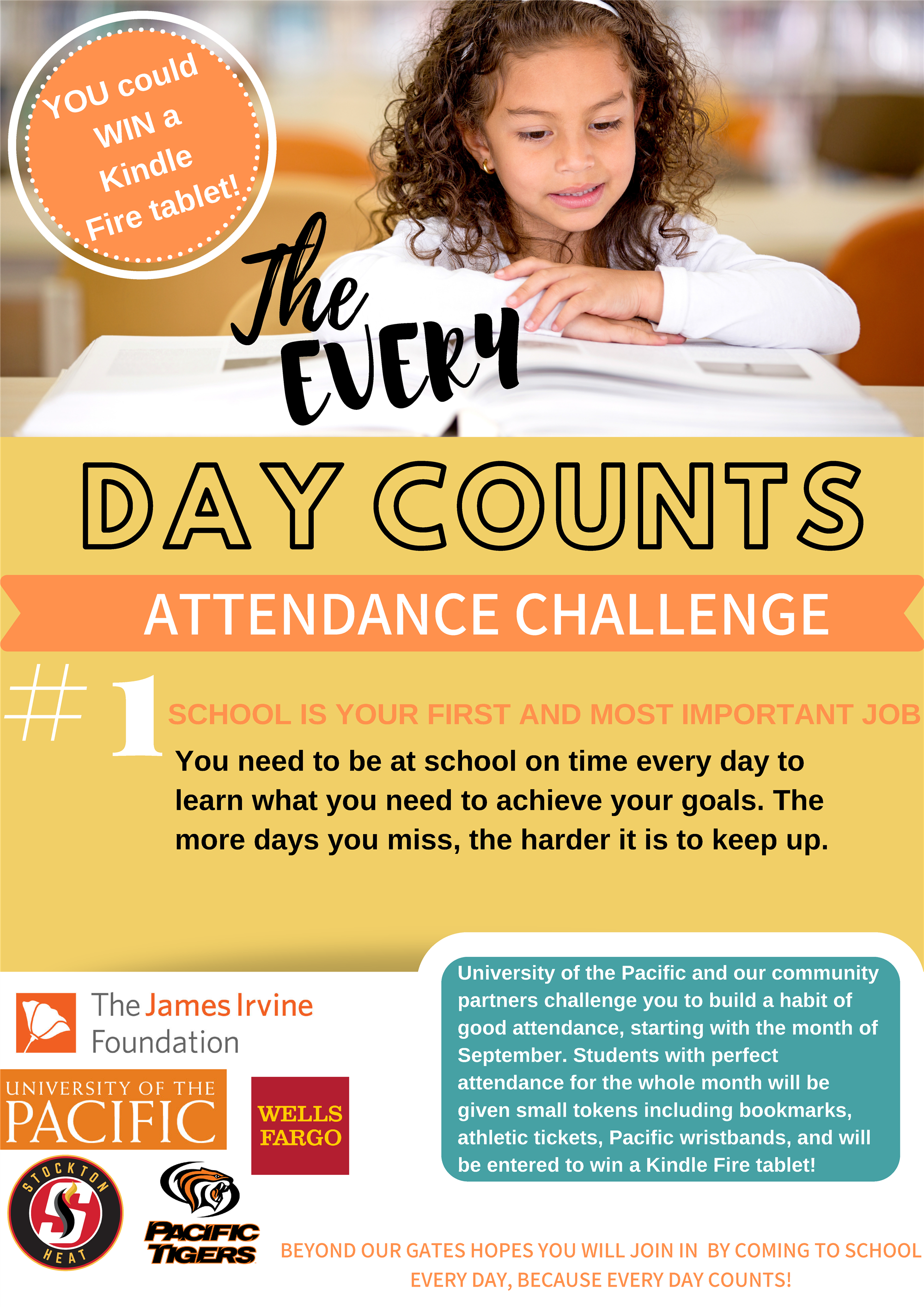 Beyond Our Gates Attendance Challenge
