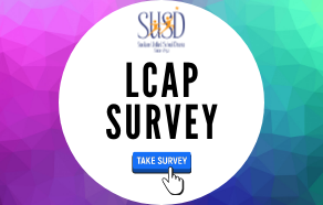 We need your input, please take the LCAP survey!