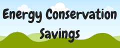 Energy Conservation Savings