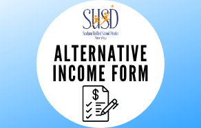 By completing the Alternative Income Form and turning it in as soon as possible, you will help our schools reach the goal of getting funds to support our students academic achievement, creating equitable learning environments, and building partnerships to