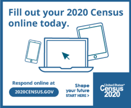 Fill out your census