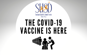 The COVID-19 Vaccine is Here