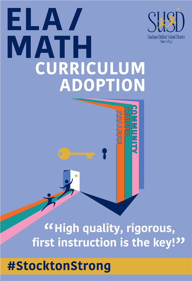 ELA/Math Curriculum Adoption