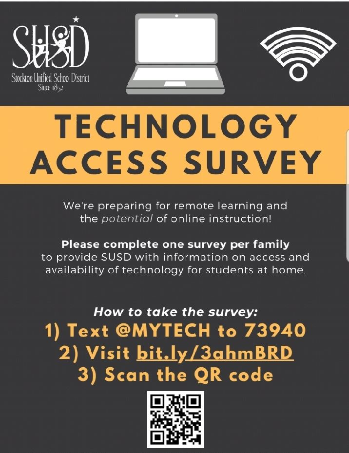Tech Access Survey English