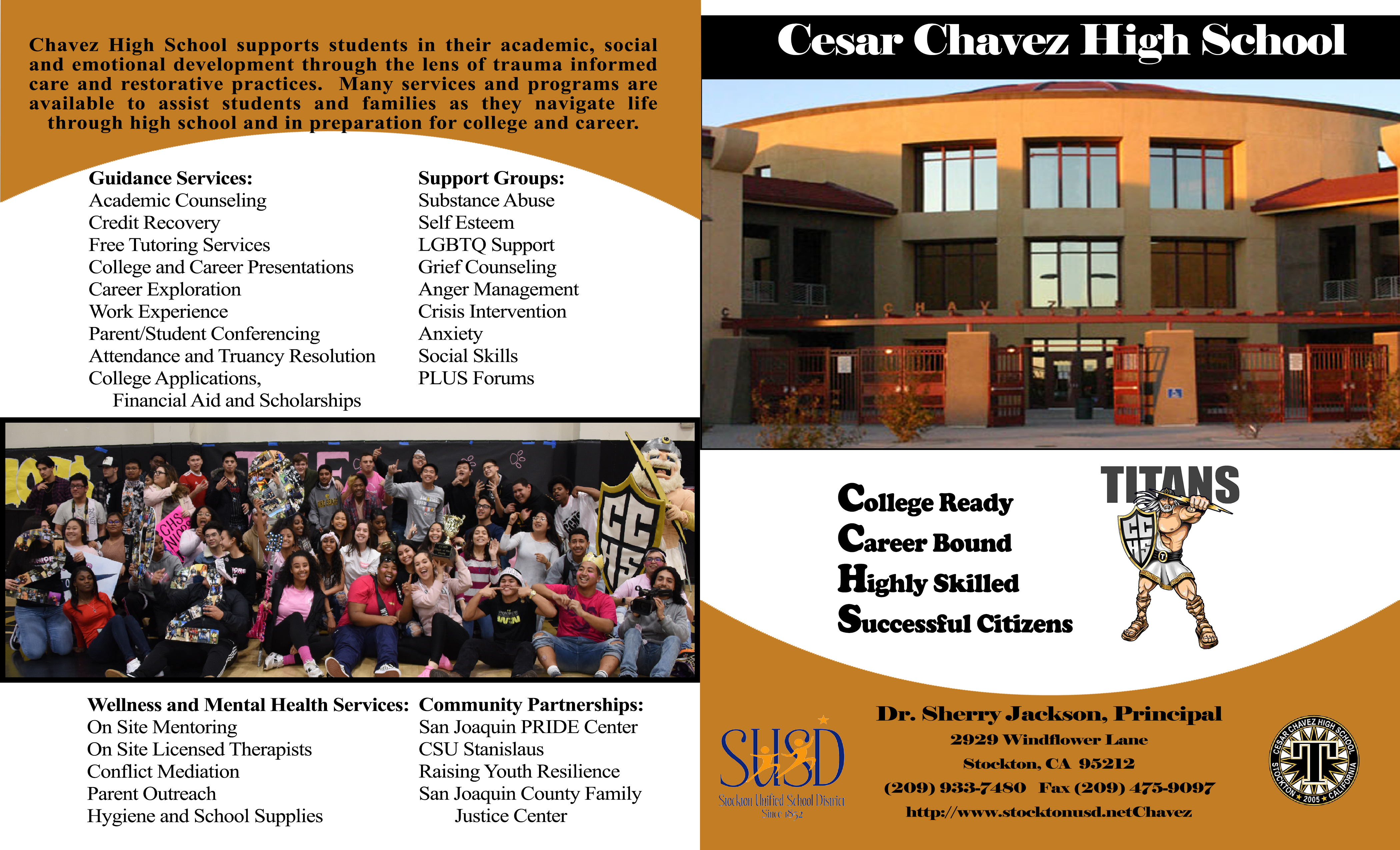 Chavez Brochure inside
