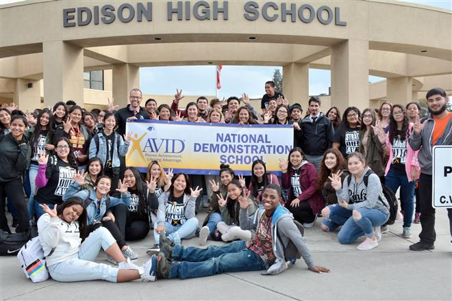 Edison: A National AVID Demonstration School