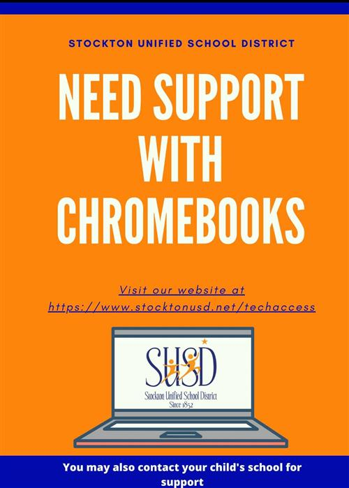 Chromebook Support