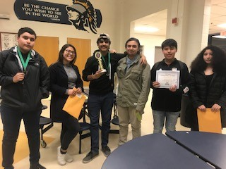 Congratulations Math League Team!