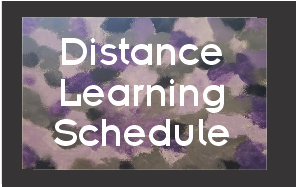 HCA Distance Learning Schedule