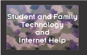 Student/Family Technology Help