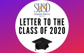 Letter to the Class of 2020