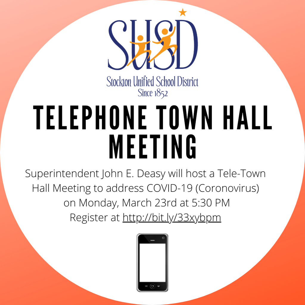 Tele-Town Hall Meeting