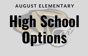August - High School Options