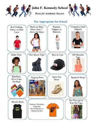 For Parents / Dress Code