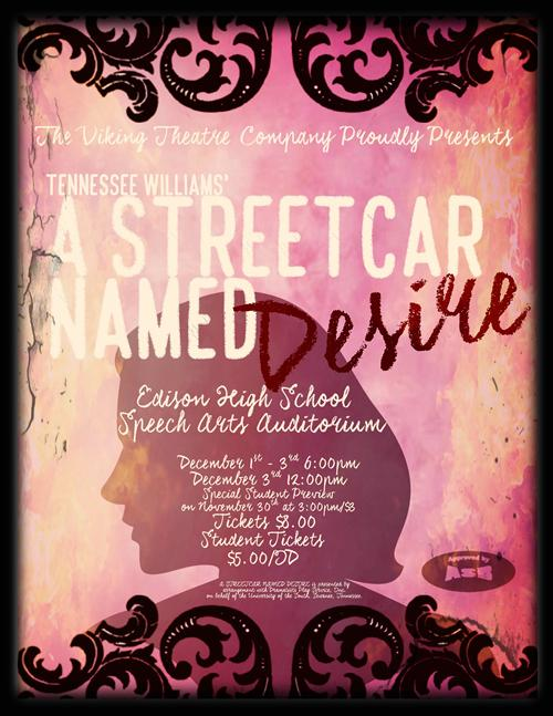 streetcar named desire assessment of the Ib lit - a streetcar named desire - blanche's monologue in tennessee williams' a streetcarnamed desire,monologues play a vital part in highlighting the most si.